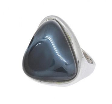 Pyramid Crystal Ring