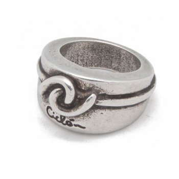 A142507 - Solid Silver Plated Ring