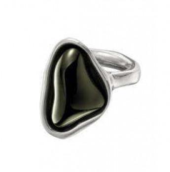 Greenish Gray Resin Ring