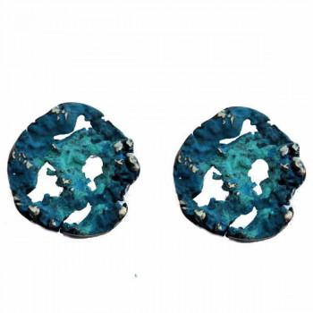 Earrings Blue Turquoise Lagoon