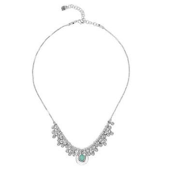 Jade Green Pendant Necklace - Mrs Ranis Soul