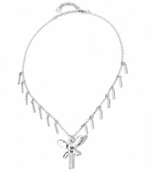 Libellen Silberhalskette - Just Be