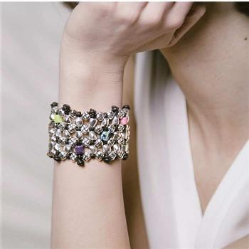P181124 - Multi-Row Color Bracelet