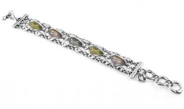 Bracelet Pastel Crystals - Astros