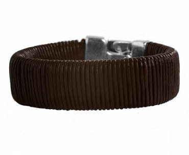 Maskulines Wickelarmband