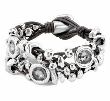 Bracelet 3 Médaillons Cristaux - My Becoming