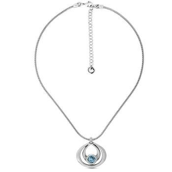 Swarovski Crystal Pendant - Aura