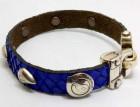 Bracelet Peau Serpent de Couleur