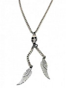 Necklace 2 Angel Wings