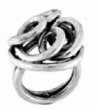 Wired Spiralen Ring