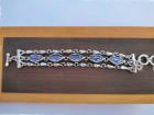 Bracelet Lila Crystals - Astros