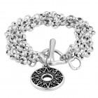 Chain Bundle Bracelet - Miramar