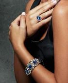 Armband 5 Kristallmedaillons - Make it happen