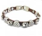 S 8153 - Skulls & Stars Bracelet