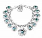 Bracelet Breloques Circulaires - Tizoc