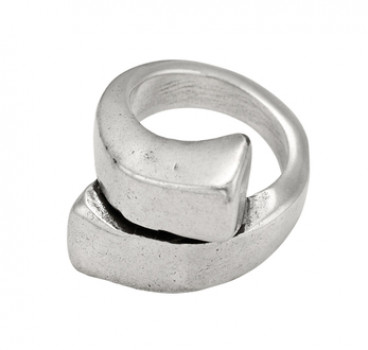 A 316 - Loop Silver Ring