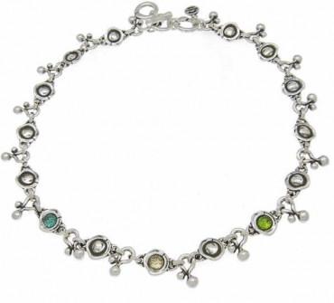 fc00ab743f13 Collar Cuentas Irregulares - Verde
