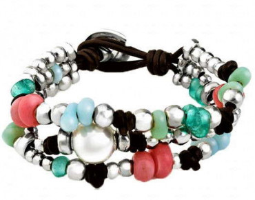P1709 - Colorful Pearl Bracelet