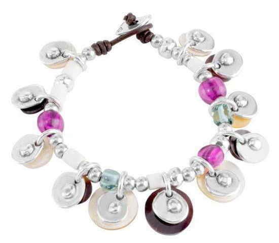 Charm Bracelet Colorful Mother Of