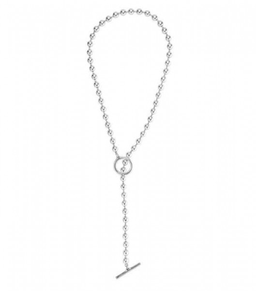 LLAMADOR DE ANGEL CON CADENA EN PLATA  ANGEL CALLER WITH CHAIN ​​IN SILVER